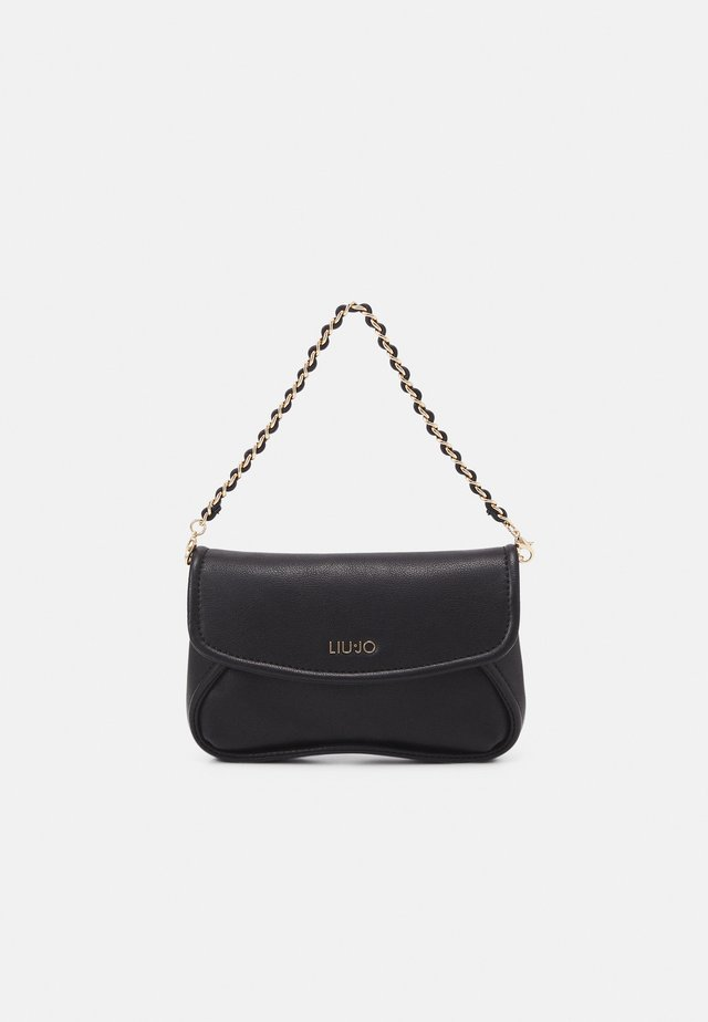 ENVELOPE BELT BAG - Rumpetaske - nero