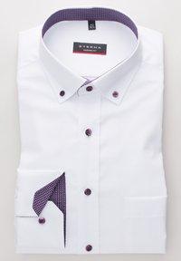 Eterna - FITTED WAIST - Shirt - white - 5