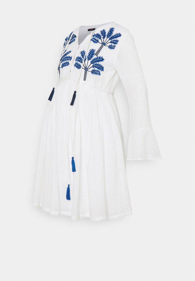 OCEANIC - Day dress - white