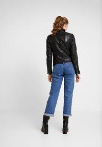 Gipsy - Leather jacket - black - 2