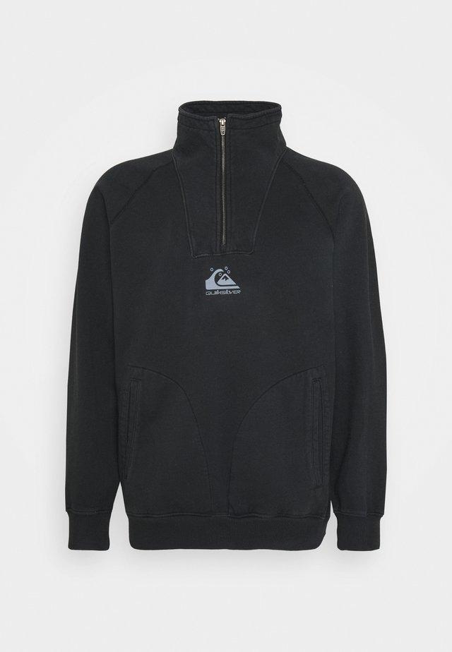 HALF ZIP - Sweatshirt - anthracite