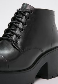 Vagabond - DIOON - Platform ankle boots - black - 5