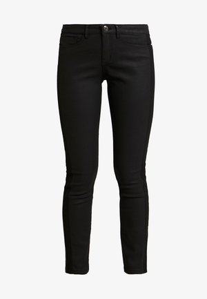 EMILY - Vaqueros slim fit - black