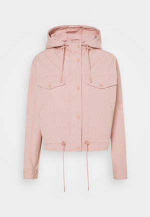 ONLALLY LIFE JACKET - Summer jacket - misty rose