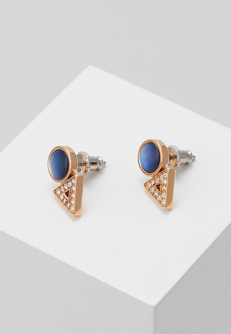 Fossil - CLASSICS - Earrings - roségold-coloured