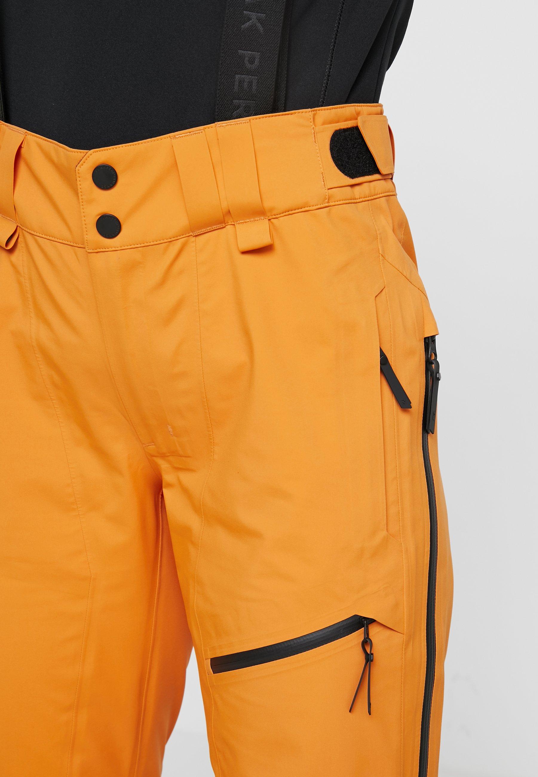 Peak Performance Ski & snowboardbukser orangeoransje