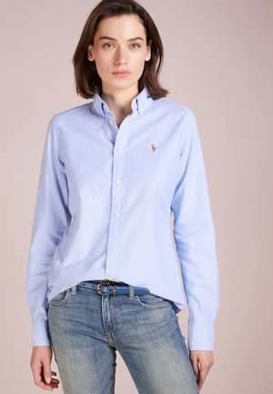 OXFORD SLIM FIT - Koszula - blue hyacinth