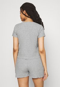 Anna Field - SET - Pijama - grey - 2