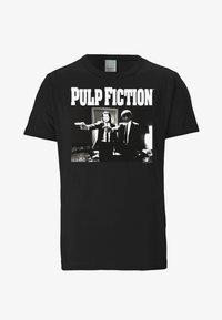 PULP FICTION - Print T-shirt - black