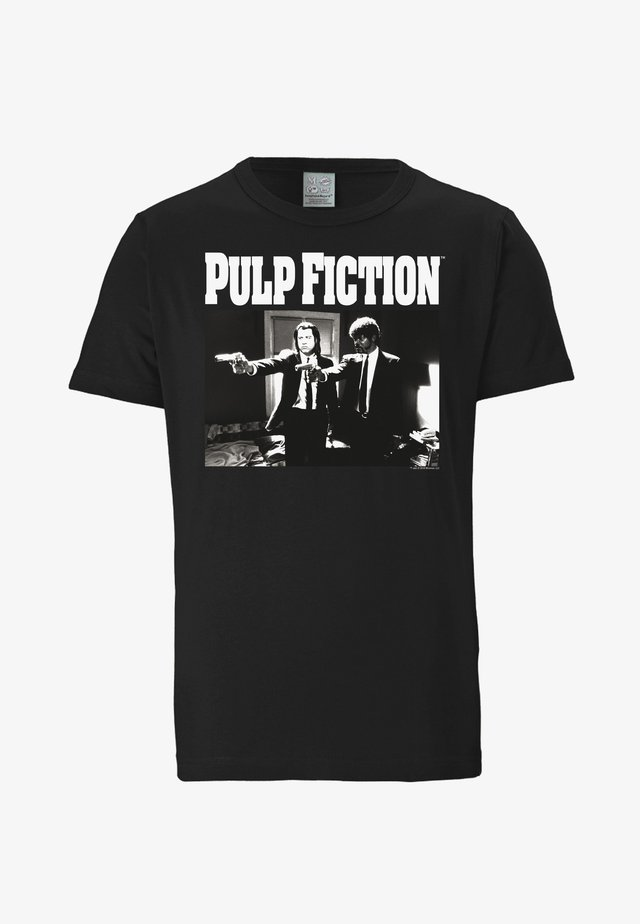 PULP FICTION - Print T-shirt - black