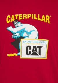 Caterpillar - ICE MAN GRAPHIC  - Sweatshirt - red - 2