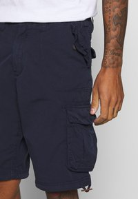 Brave Soul - Cargo trousers - navy - 4