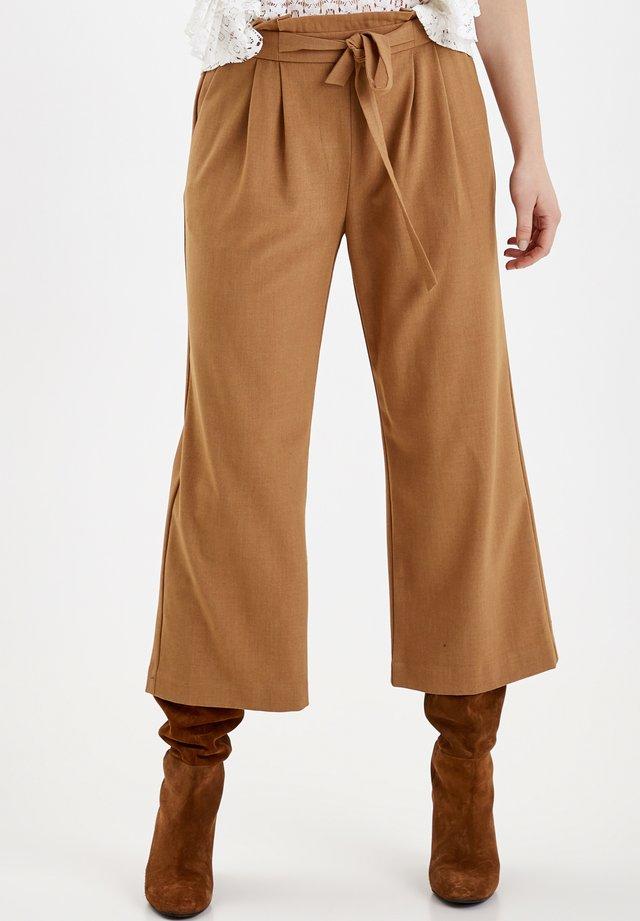 Pantalones - golden sand