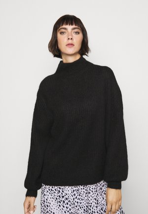 BLAKELY - Strickpullover - black