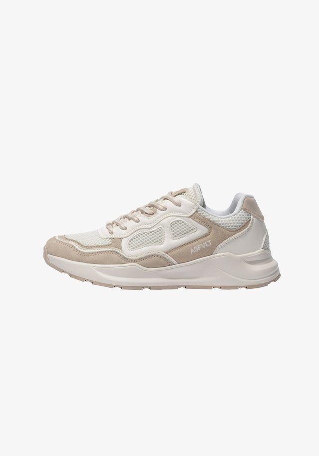 CONCRETE  - Sneakers laag - white sand