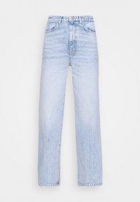 Gina Tricot - IDUN WIDE - Flared Jeans - bleached blue - 3