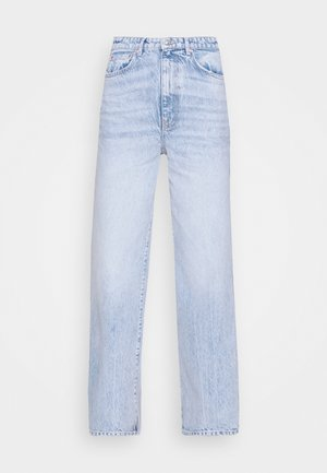 IDUN WIDE - Relaxed fit jeans - bleached blue