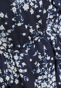 BCBGMAXAZRIA - DAY LONG DRESS - Denní šaty - pacific blue flora - 2