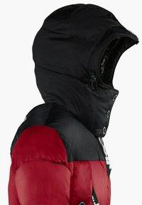 JACK1T - Doudoune - black/red - 3