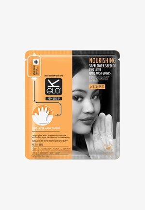 NOURISHING HAND MASK GLOVES 15ML - Masque mains - neutral