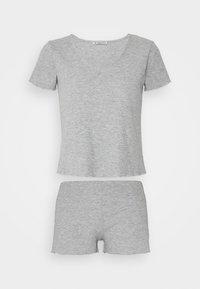 Anna Field - SET - Pijama - grey - 4