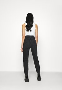 River Island - Relaxed fit jeans - washed black - 2