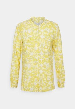 OTOMI BLOUSE - Blůza - lemon yellow