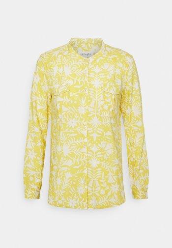 OTOMI BLOUSE - Pusero - lemon yellow
