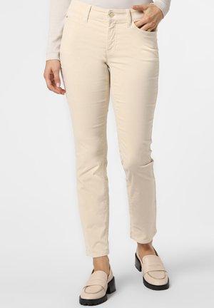 PARIS - Trousers - vanille