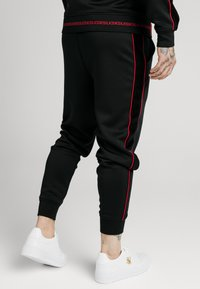 SIKSILK - IMPERIAL CUFFED  - Pantalones deportivos - black - 2