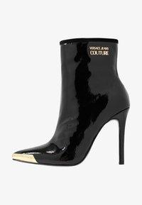 Versace Jeans Couture - HIGHT TOP STILETTO  - Botki na obcasie - nero - 1