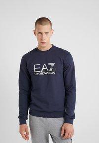 EA7 Emporio Armani - Sweatshirt - dark blue - 0
