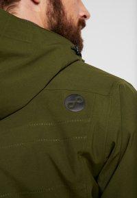 PYUA - VOID - Snowboard jacket - rifle green - 9