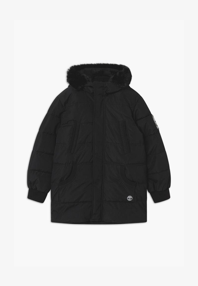 Timberland - PUFFER - Zimní kabát - black