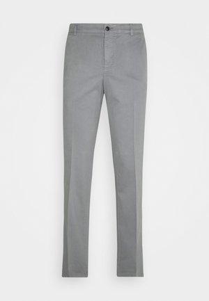 TRUMAN - Trousers - quiet gray