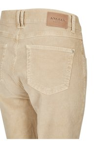 Angels - COLOURED CORD - Jeans Skinny Fit - camel - 4