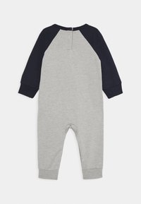 Converse - CHUCK PATCH COVERALL - Jumpsuit - dark grey heather - 1