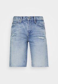 GAP - Denim shorts - light-blue denim - 4