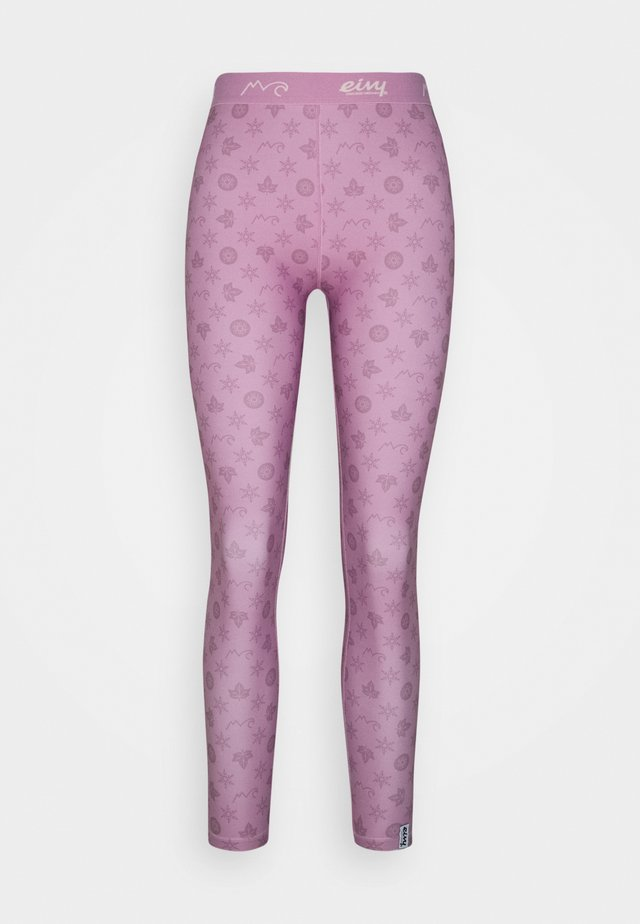 ICECOLD TIGHTS - Base layer - light pink