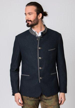 QUINTUS - Blazer jacket - blue stone