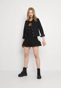 NIKKIE - RIVKA SKIRT - Mini skirt - black - 1
