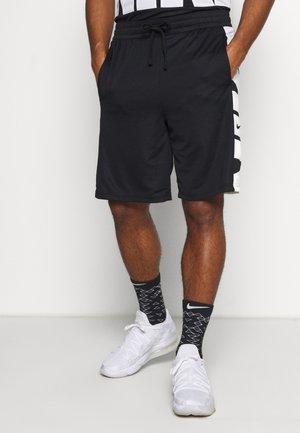 Short de sport - black/white