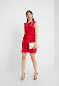 Three Floor - FEARLESS DRESS - Cocktail dress / Party dress - scarlet red - 1