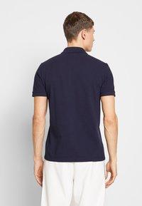 Lacoste - PH5101-00 - Polo shirt - navy blue/white/niagara blue - 2