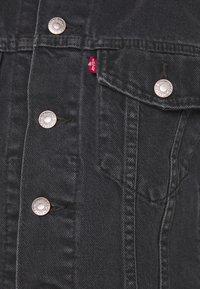 Levi's® - EX BF HYBRID TRUCKER - Giacca di jeans - dark spot - 5