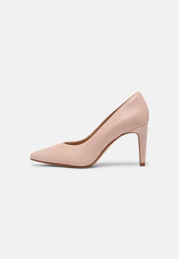GENOA 85 COURT - Classic heels - light pink