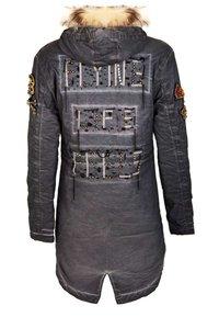 Cipo & Baxx - Winter jacket - anthracite - 9
