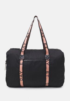 RE-EFFECT SPORTY - Sports bag - black