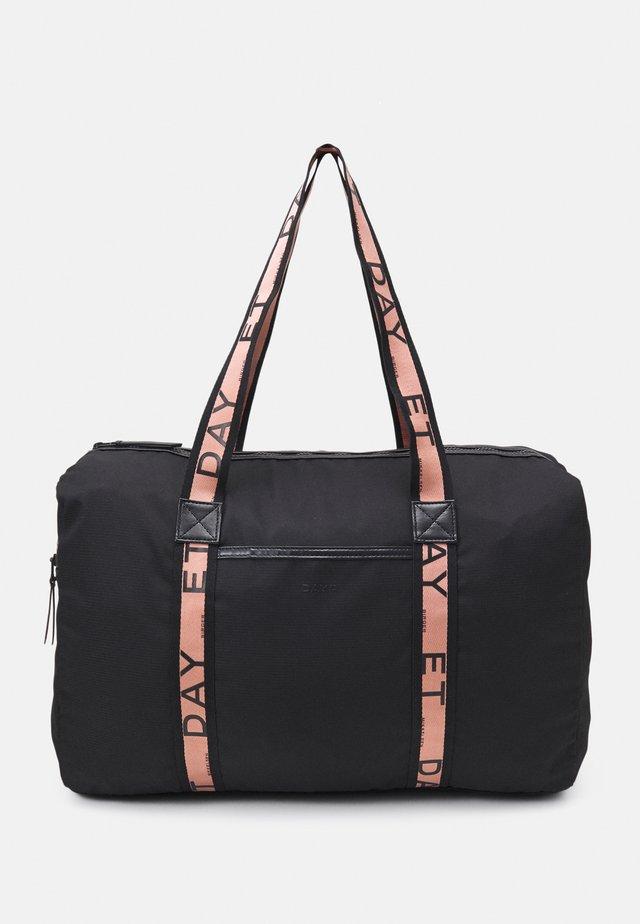 RE-EFFECT SPORTY - Sportovní taška - black