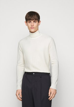 ROLLNECK - Sweter - ecru